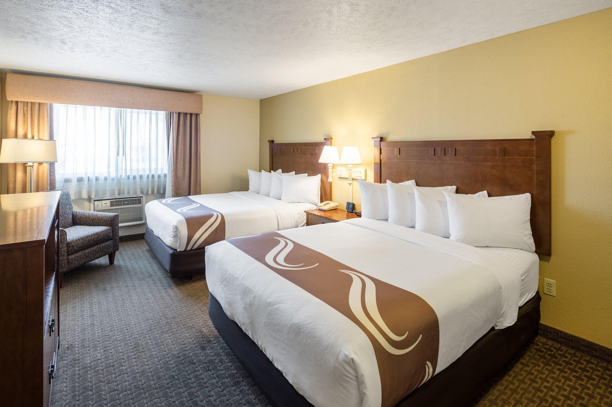 Quality Inn And Suites Coeur D Alene