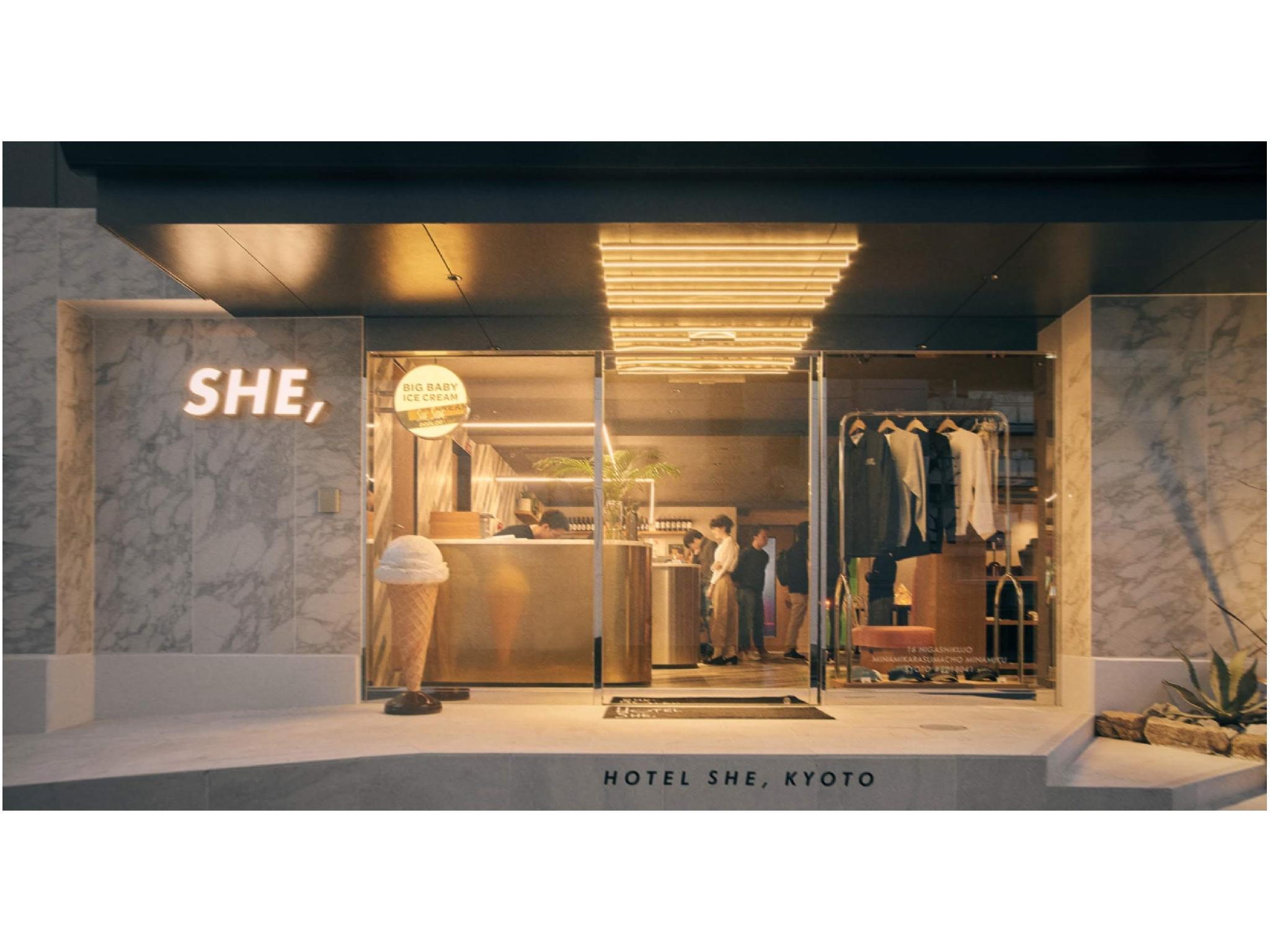 HOTEL SHE