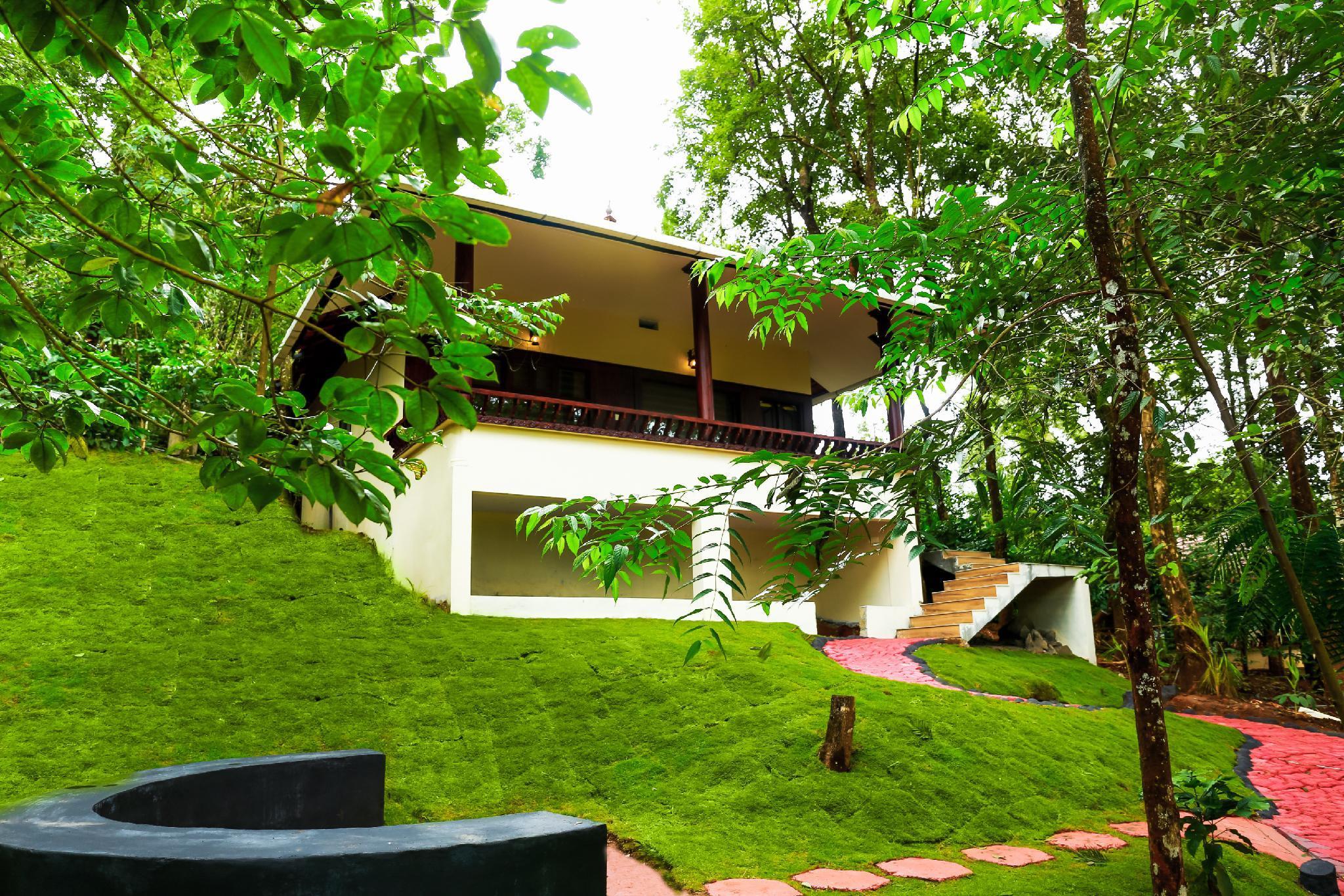 Green Garden Lotus Villa