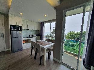 [バンセーン]アパートメント(38m2)| 1ベッドルーム/1バスルーム The Exclusive Flr5 @ WON Beach suite &Rooftop pool