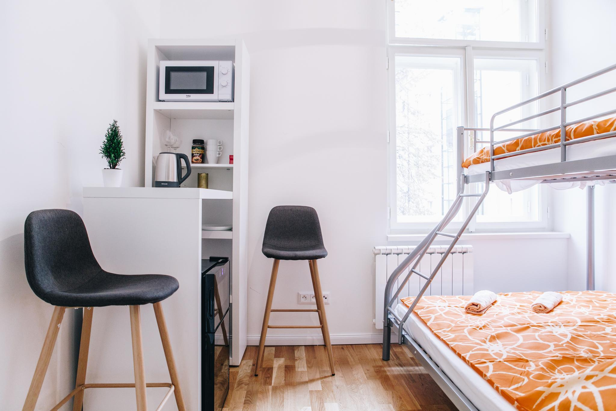 New Apartment In The Heart Of Prague