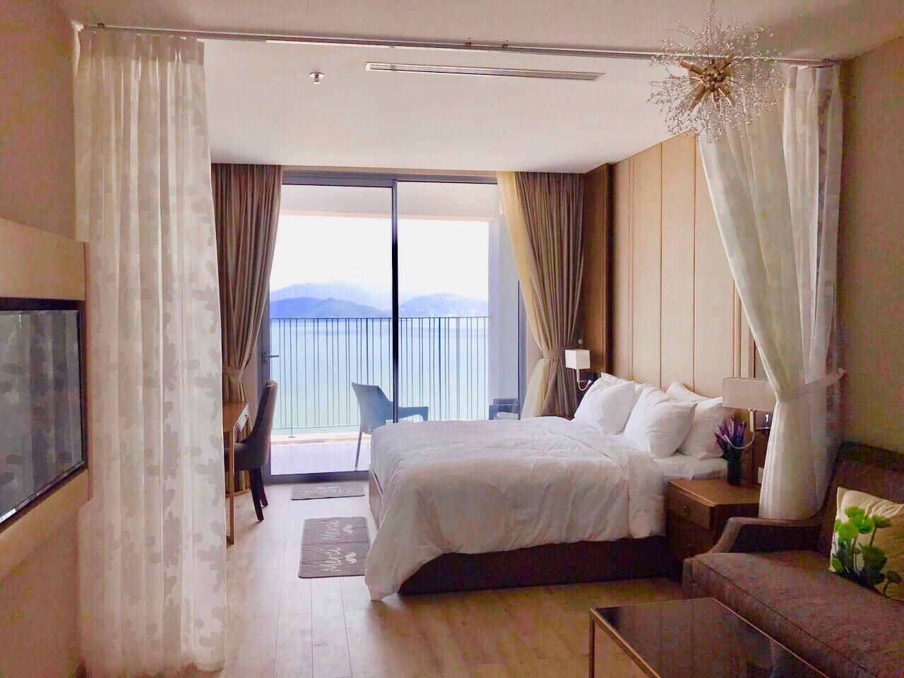 Panoramic Oceanview*Beachfront*Huge Balcony*Pool