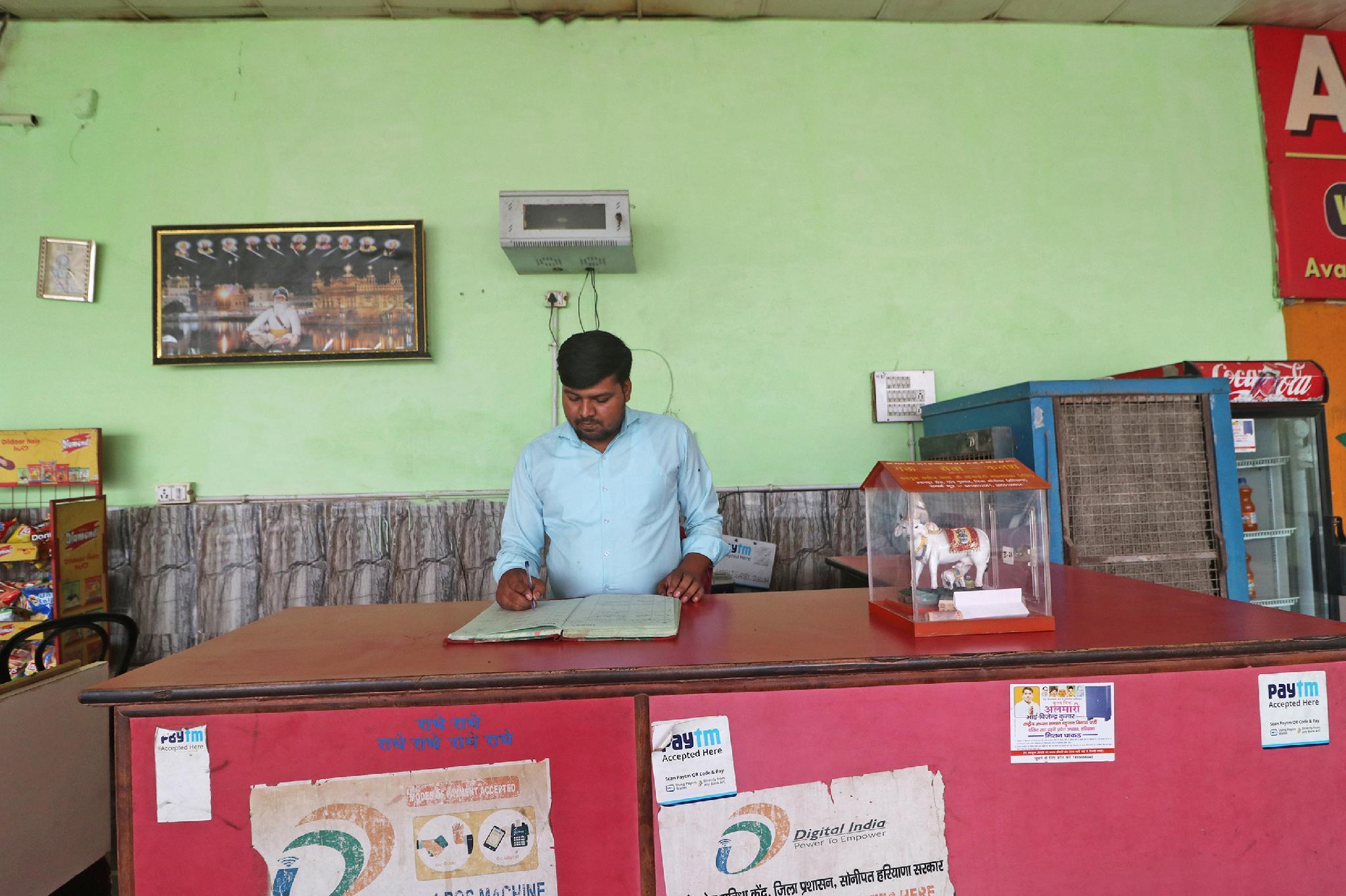 SPOT ON 63678 Amritsari Dhaba