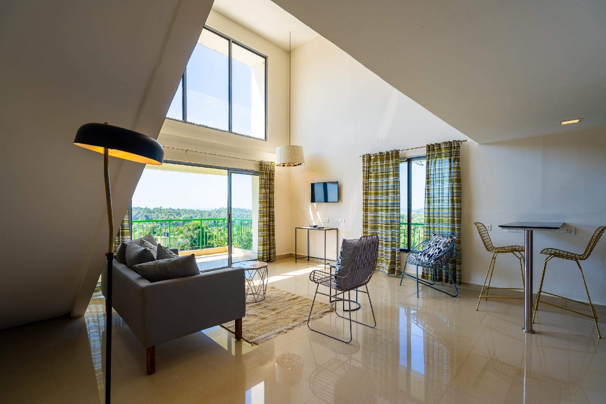OYO 39512 Home Palolem Hills Studios Design