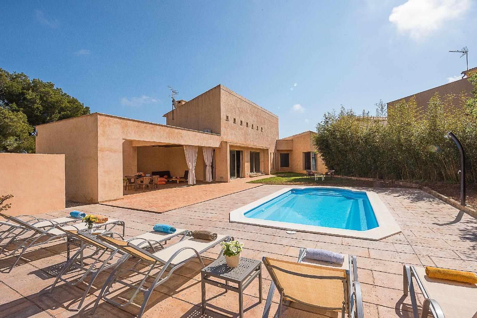 CASA VINAS  Modern Contemporary Design Villa.