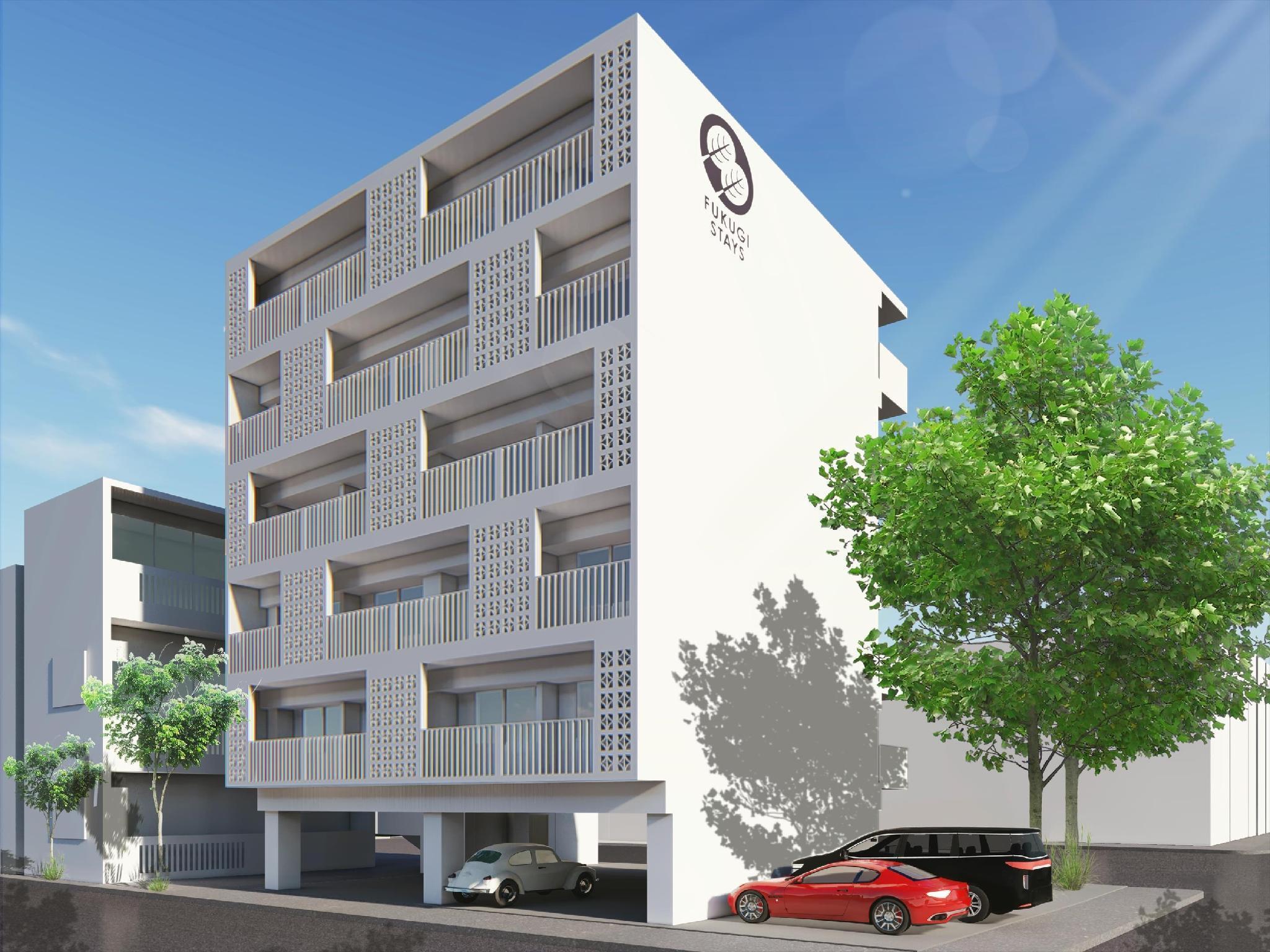 Kariyushi Condominium Resort Miyakojima Fukugi Stays