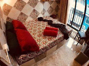 [サトーン]スタジオ アパートメント(10 m2)/1バスルーム Cool Calm and Quiet Near MRT Silom and Center