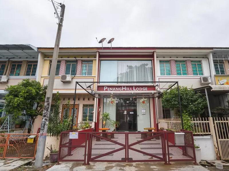Penang Hill Lodge