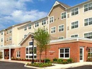 Residence Inn Neptune at Gateway Center