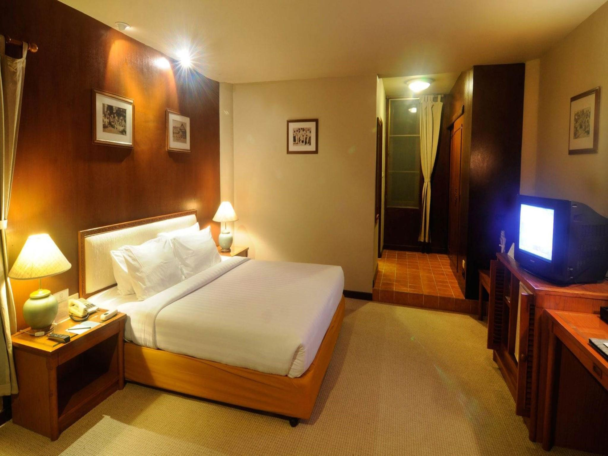 Angkhang Nature Resort อ่างขาง เนเจอร์ รีสอร์ท