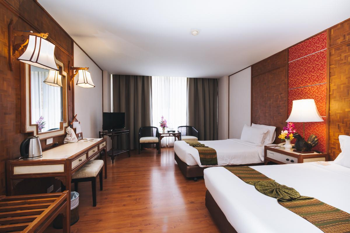 Chiang Mai Orchid Hotel โรงแรมเชียงใหม่ ออร์คิด