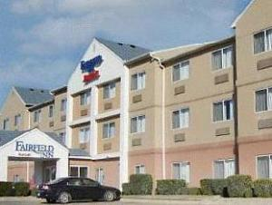 O Fairfield Inn & Suites Temple Belton (Fairfield Inn & Suites Temple Belton)