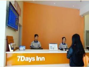 7 Days Inn Chengdu Wuhou Flyover Waishuangnan Branch