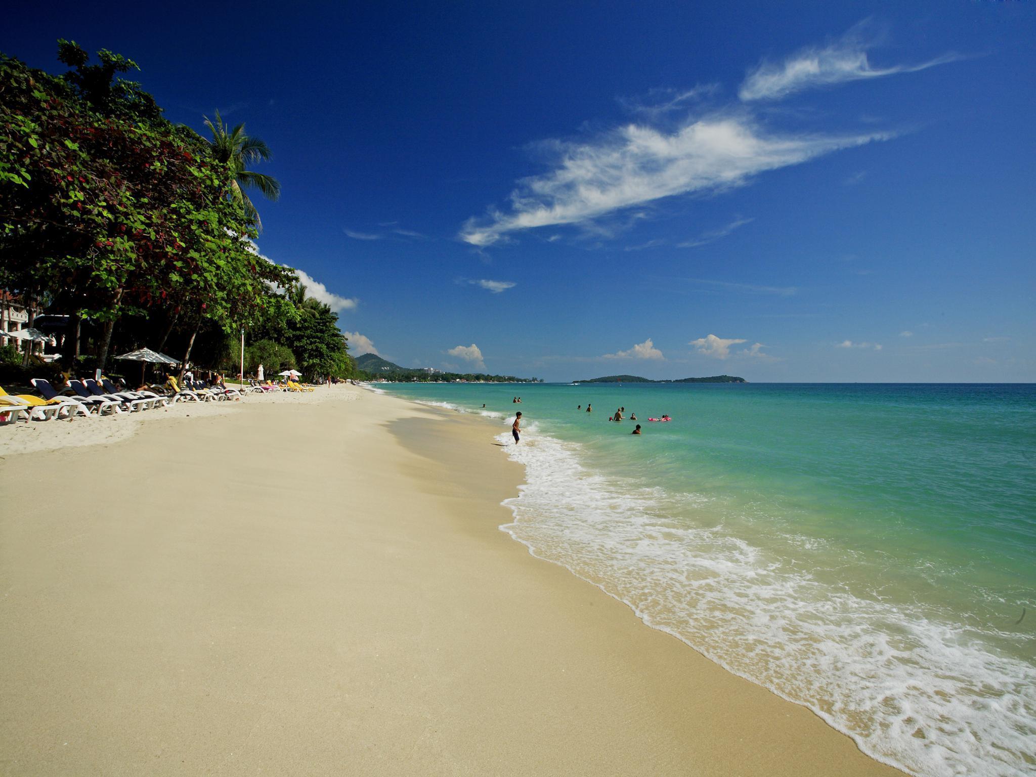 Centara Grand Beach Resort Samui เซนทารา แกรนด์ บีช รีสอร์ท สมุย