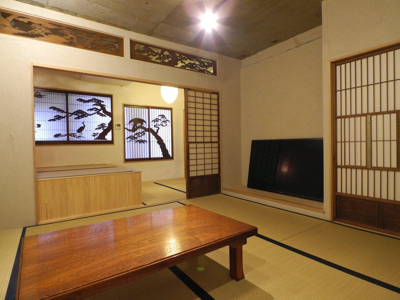 SHIBUYA DAIICHI Left Room Japanese Modern