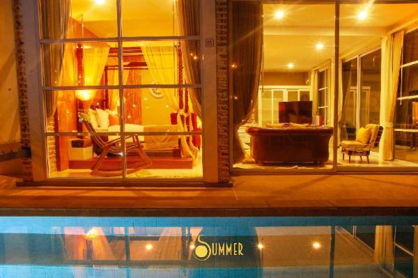 Summer Luxury Beach Resort & Spa Koh Phangan