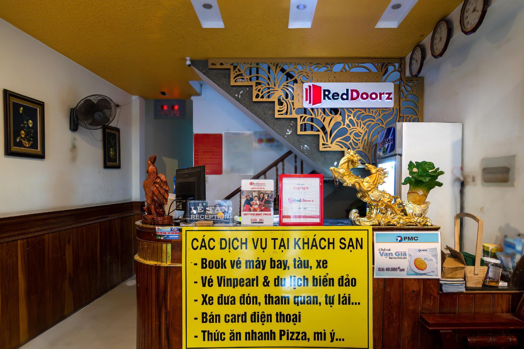 RedDoorz Near Tran Phu Street Nha Trang