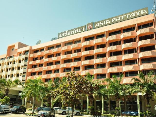 โรงแรมเอเชีย พัทยา บีช – Asia Pattaya Beach Hotel