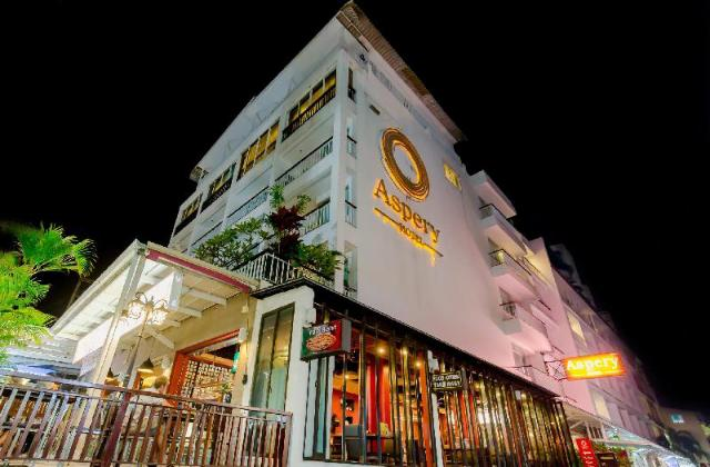 โรงแรม แอสเพอรี่ – Aspery Hotel