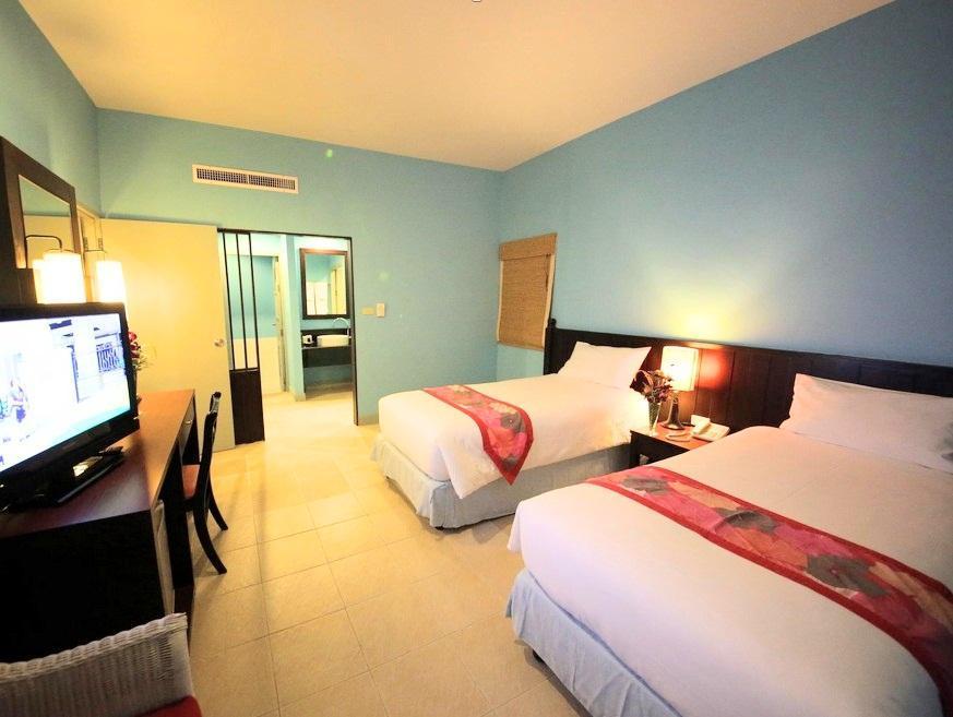 The Green Park Resort เดอะ กรีน พาร์ค รีสอร์ท