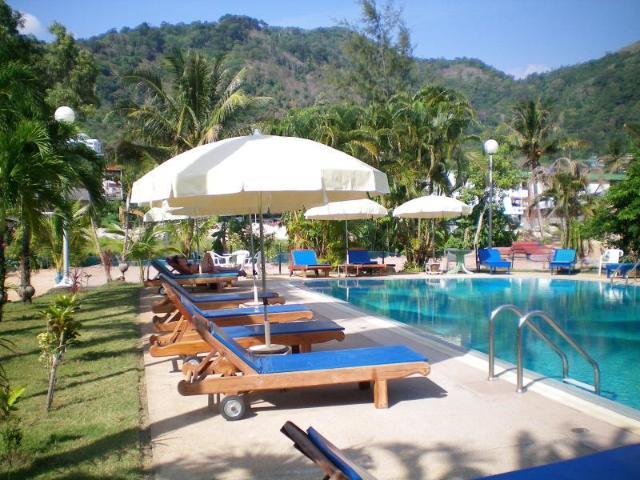 โรงแรมป่าตอง พาเลส – Patong Palace Hotel