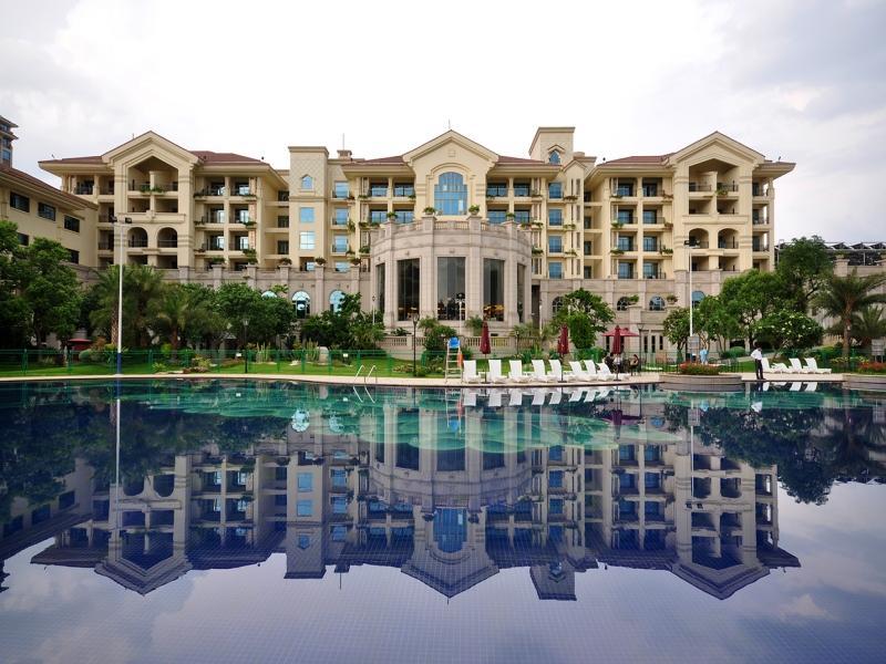 Country Garden Phoenix Hotel Beiliu