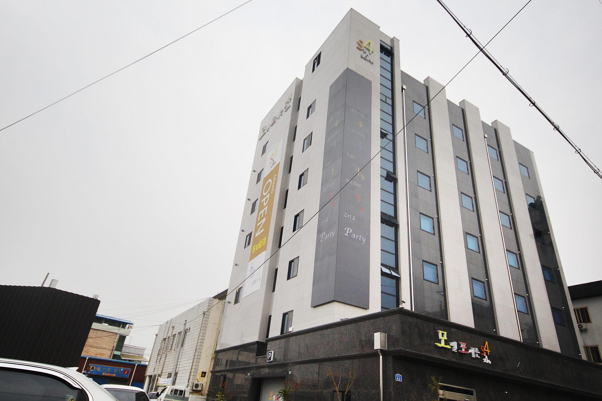 Iksan Fourseason Motel
