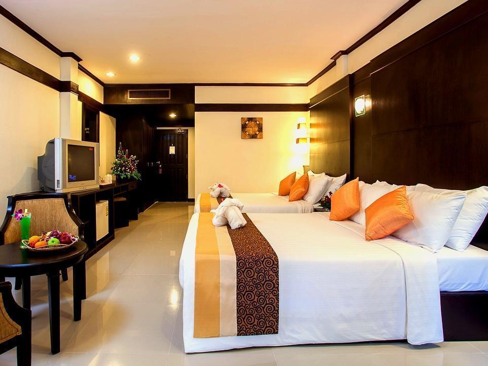 Horizon Patong Beach Resort & Spa ฮอไรซอน ป่าตอง บีช รีสอร์ท แอนด์ สปา