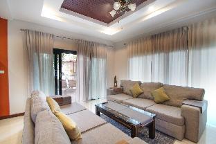 [アオナン]ヴィラ(250m2)| 3ベッドルーム/3バスルーム Resona Pool Villa by Aonanta Group, 6 Persons