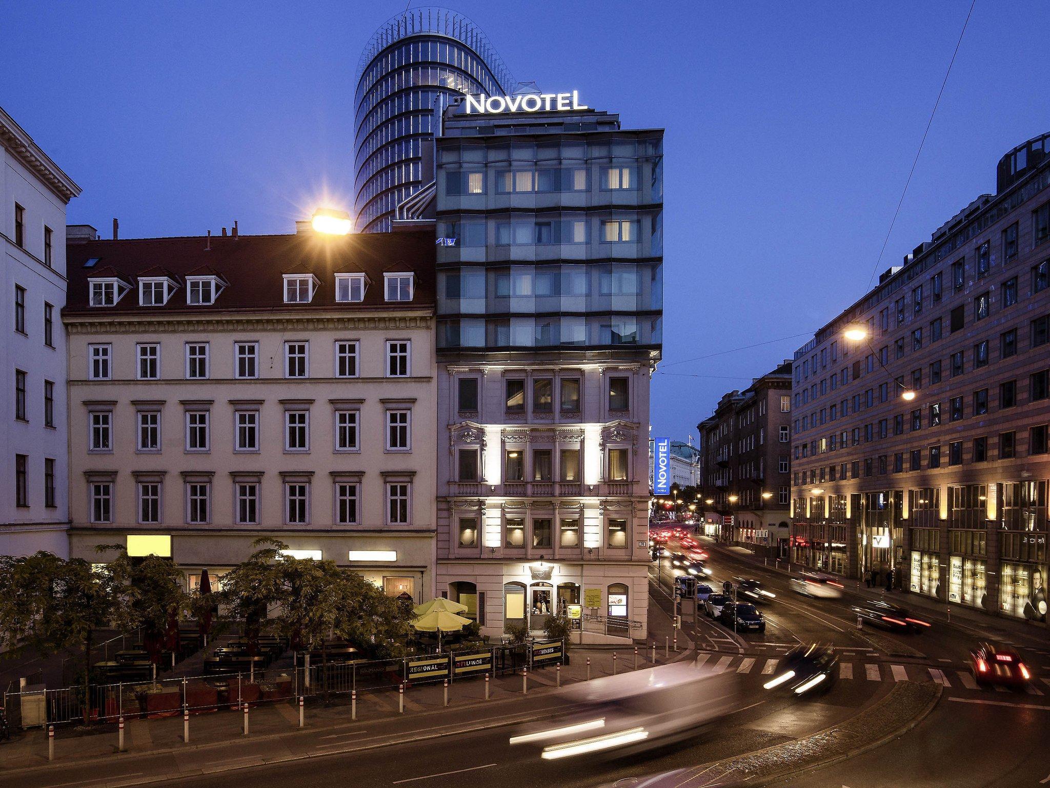 Novotel Wien City Hotel
