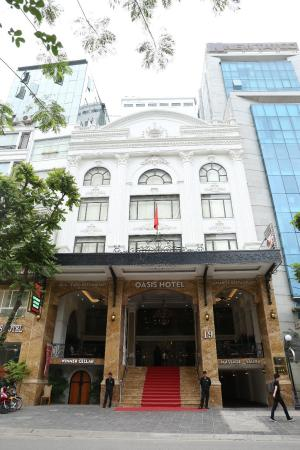 Oasis Hotel Hanoi