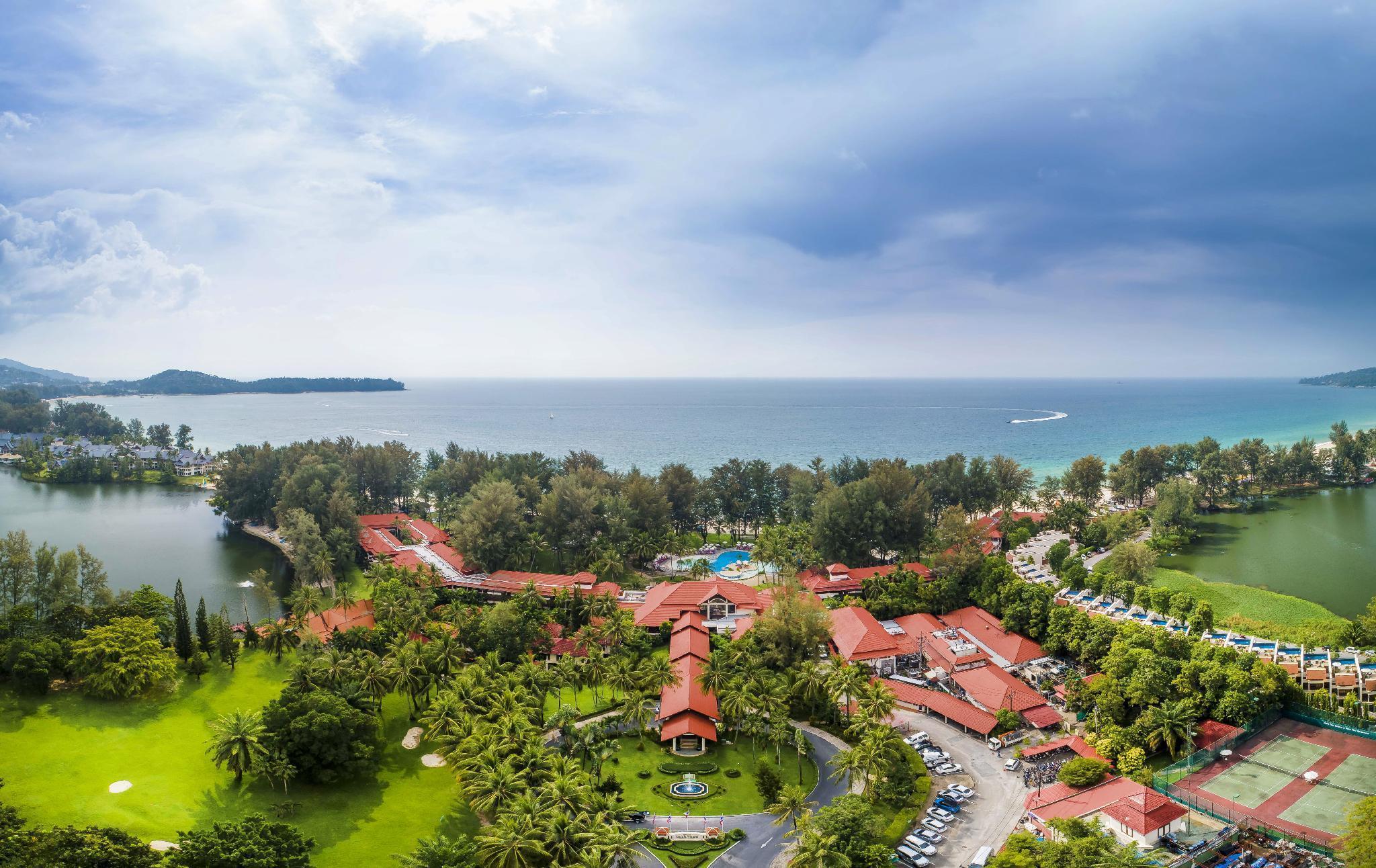 Dusit Thani Laguna Phuket Hotel โรงแรมดุสิตธานี ลากูนา ภูเก็ต