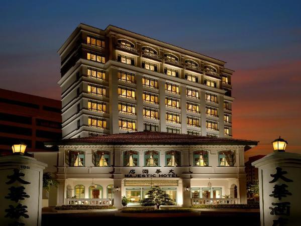 Majestic Malacca Hotel Malacca