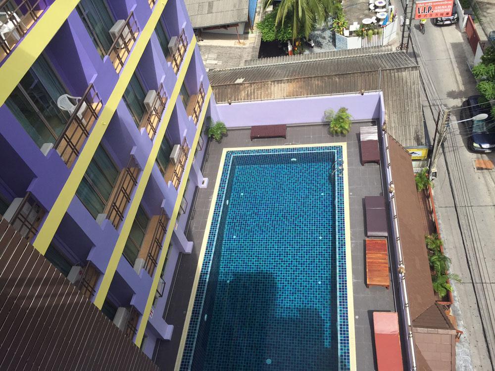 Eastiny Residence Hotel - Pattaya