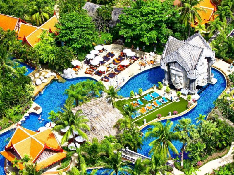 phuket orchid resort, phuket, thailand overview | priceline