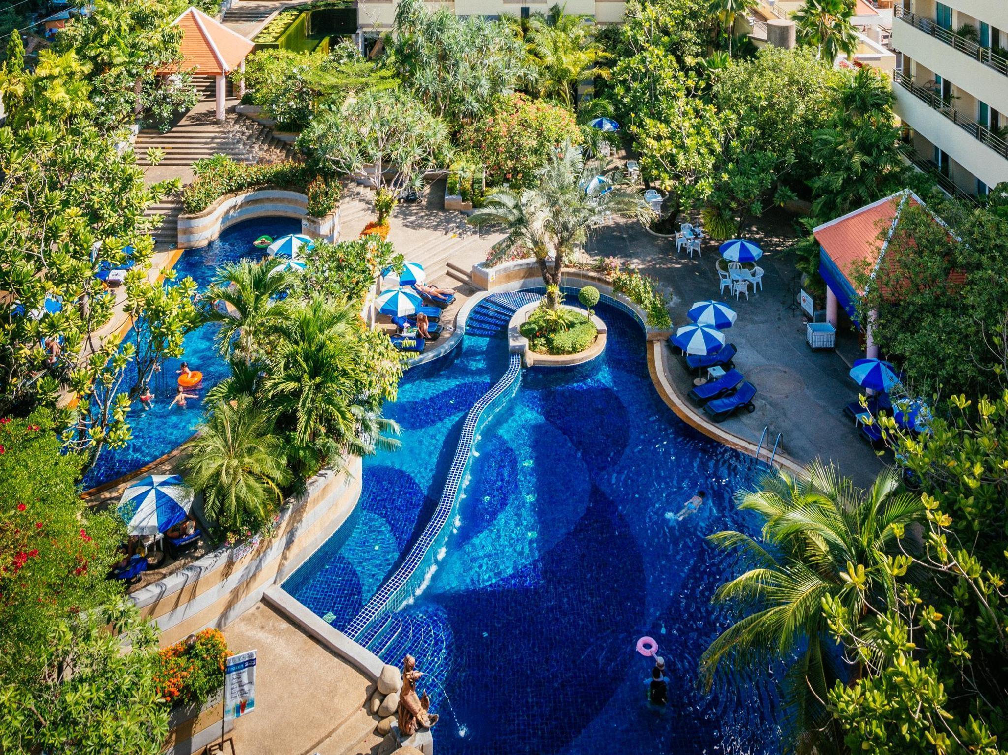 The Royal Paradise Hotel & Spa เดอะรอยัล พาราไดซ์ โฮเต็ล แอนด์ สปา