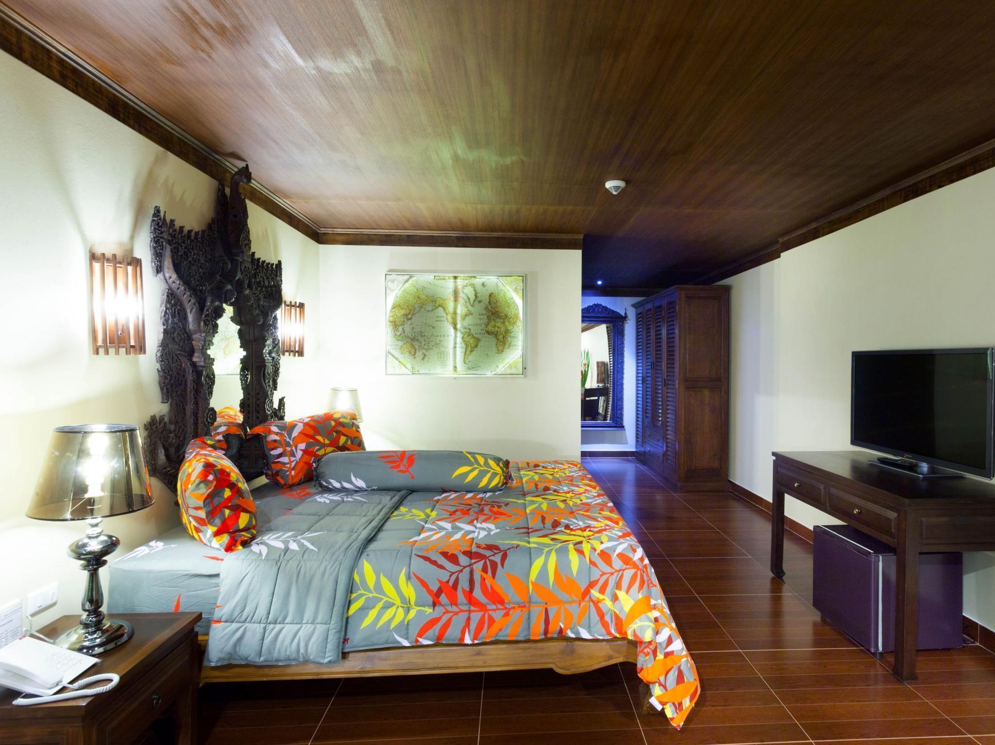 Tropica Bungalow Hotel ทรอปิคานา บังกะโล โฮเต็ล
