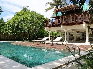 Exotic Beach Villa Alamanda