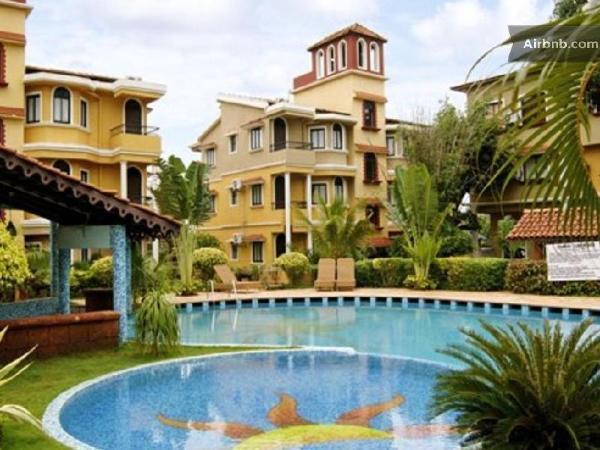 Country Club De Goa Hotel Goa