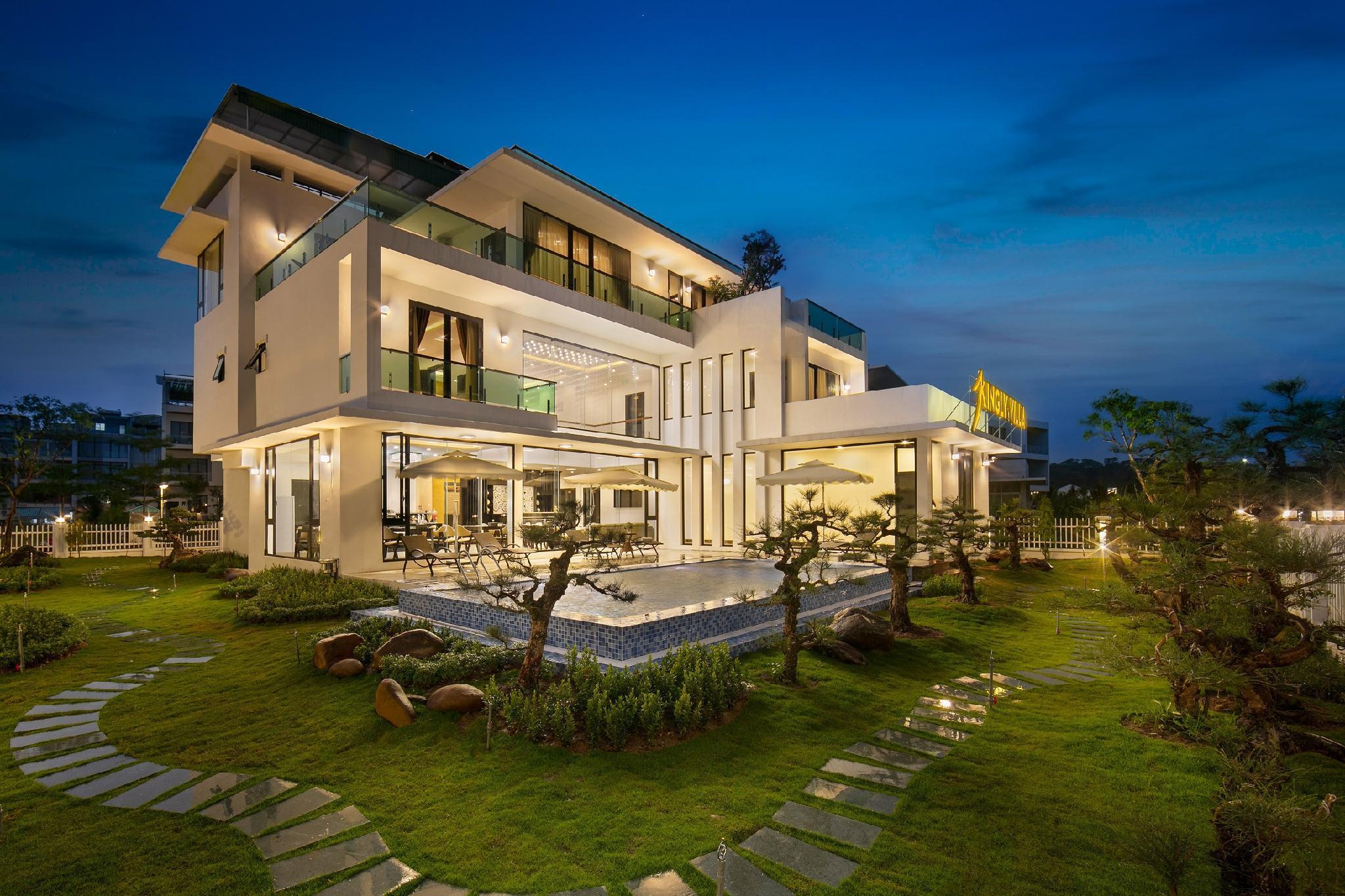 Tuan Chau Kingly Villa