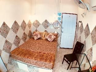 [サトーン]スタジオ アパートメント(10 m2)/1バスルーム  Heavenly Bed With Cool View MRT Street food