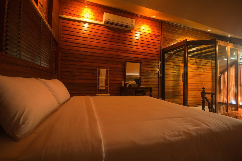 Seaview Cabin Club Complex วิลลา 4 ห้องนอน 4 ห้องน้ำส่วนตัว ขนาด 400 ตร.ม. – อ่าวนาง