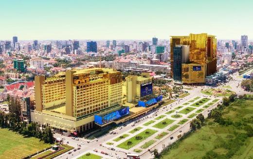 NagaWorld Hotel & Entertainment Complex