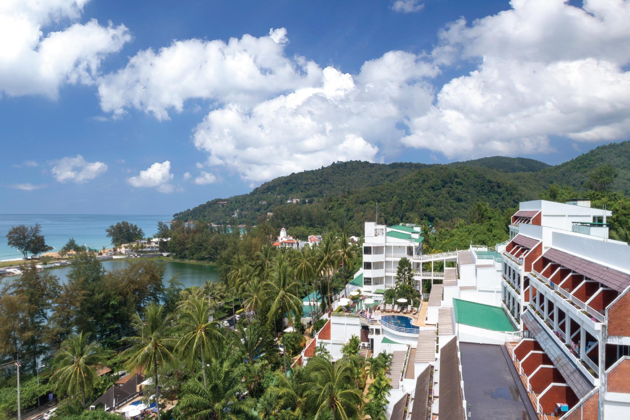 Best Western Phuket Ocean Resort โรงแรม เบสท์เวสเทิร์น ภูเก็ตโอเชียนรีสอร์ท