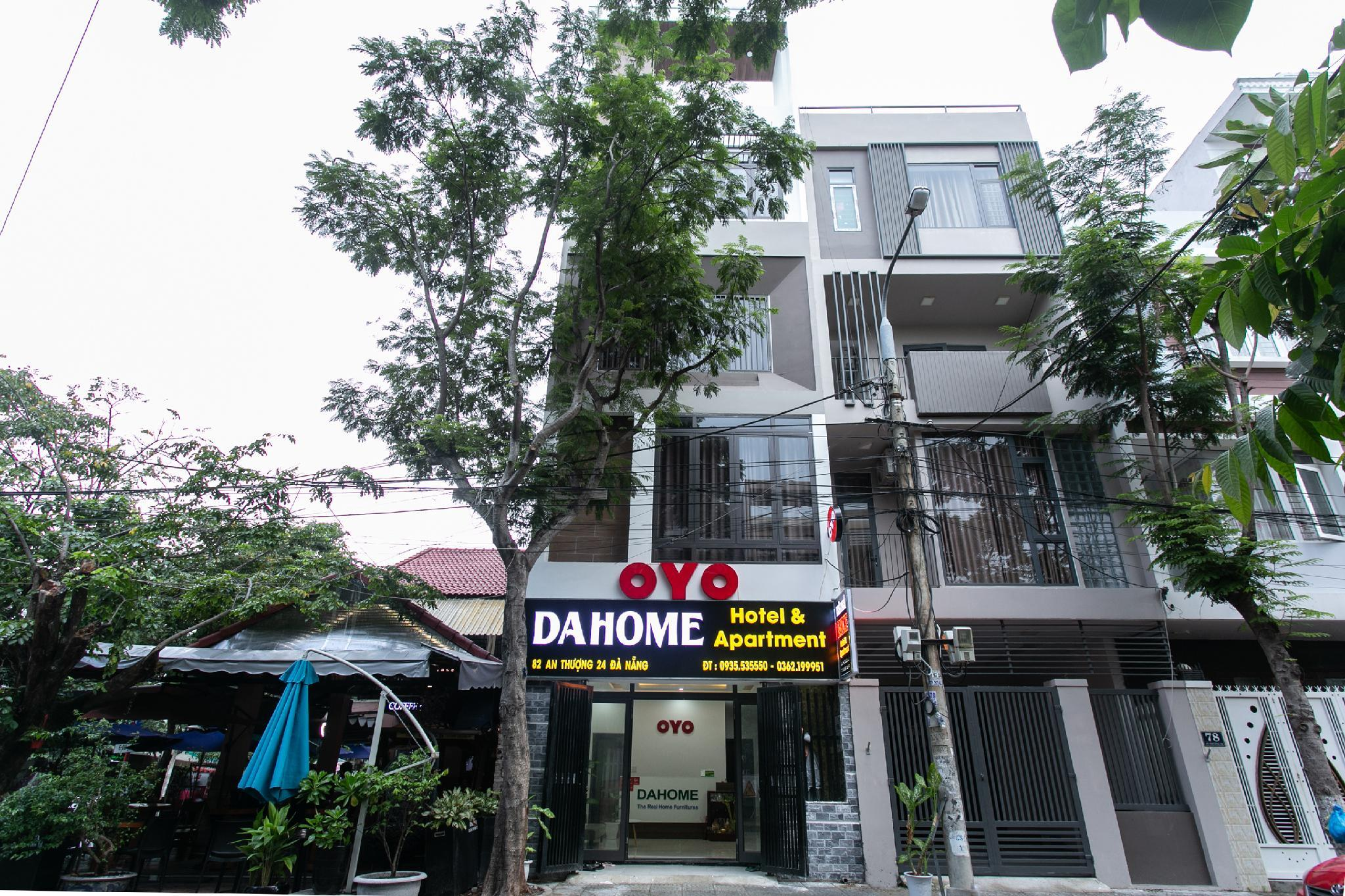 OYO 577 Dahome Hotel And Apartment