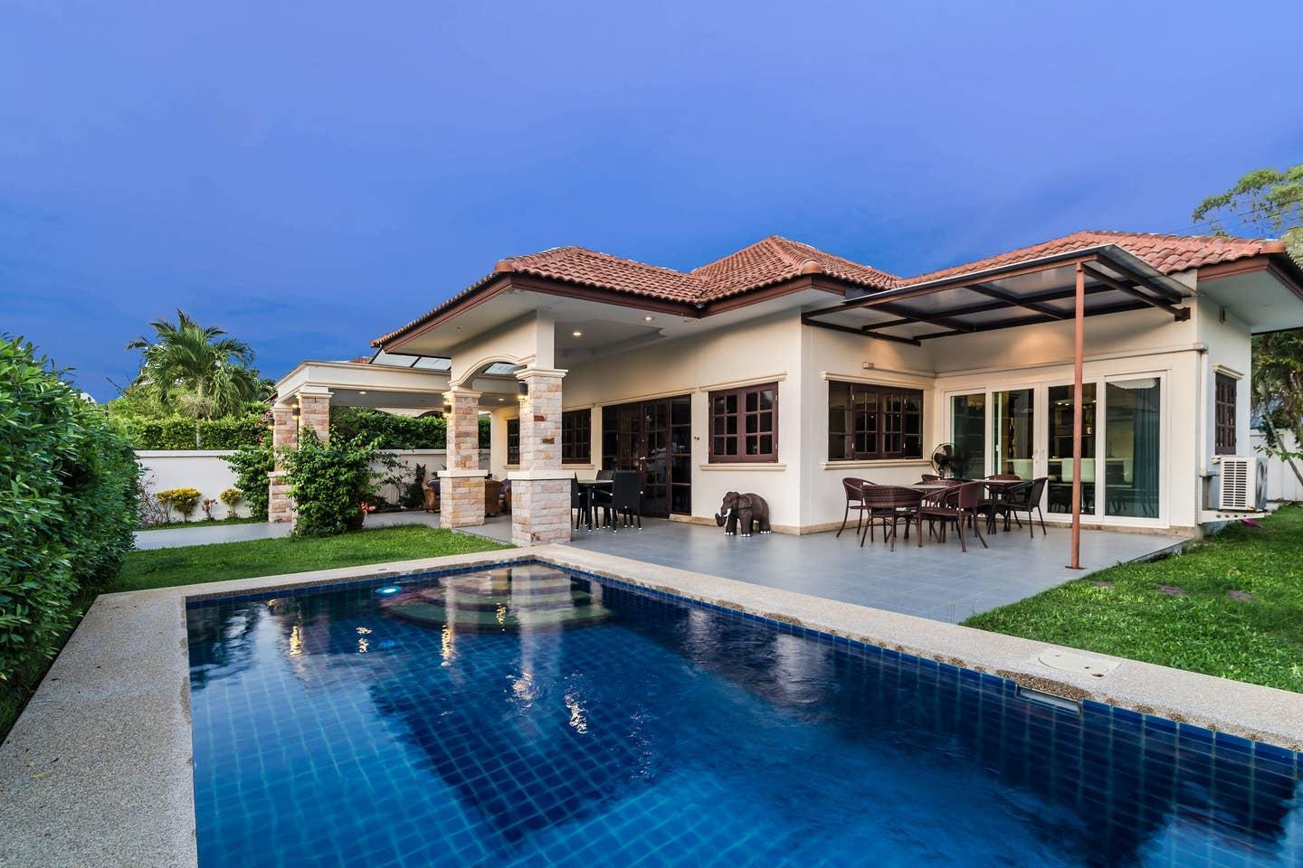Orchid Paradise Homes OPV 31