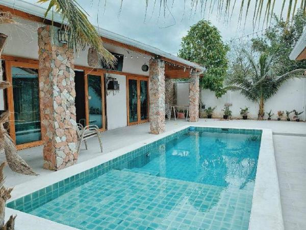 Private bigger space 3BR villa l max 10 pax-VVP19 Pattaya