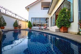 [ジョムティエンビーチ]ヴィラ(200m2)| 5ベッドルーム/4バスルーム Classic Jomtien 5BR pool villa l max 15 pax -VVP17
