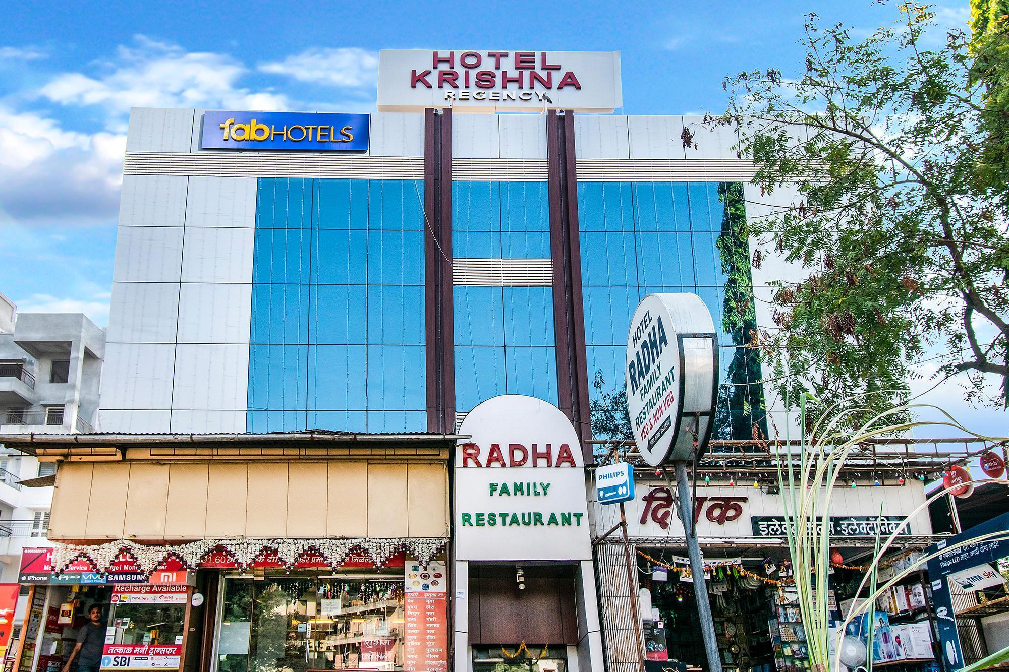 FabHotel Krishna Regency