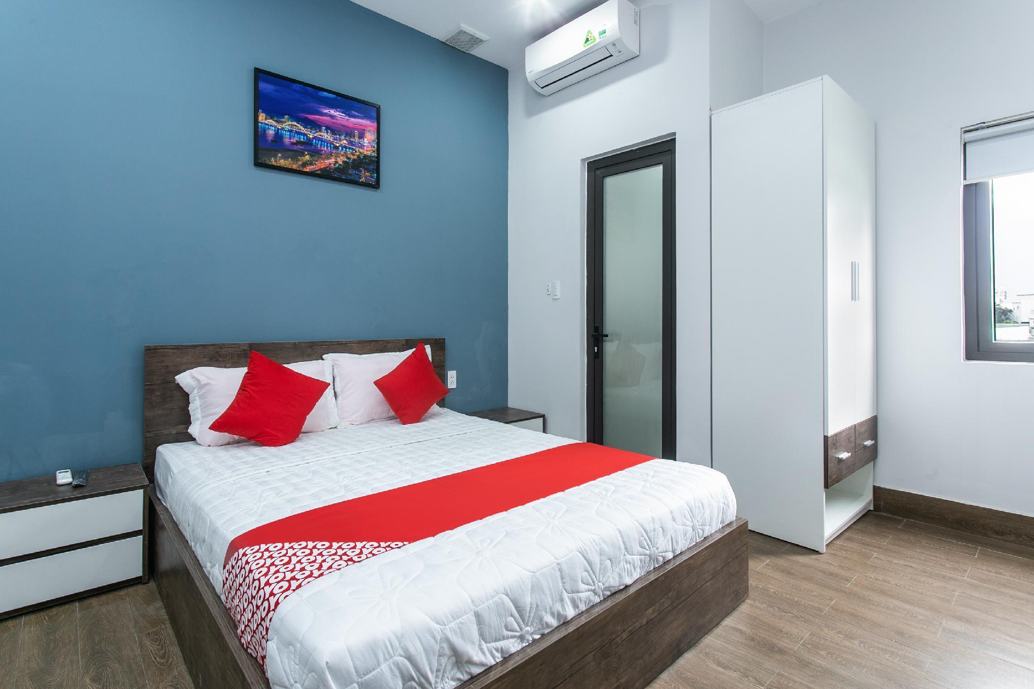 OYO 586 Hoang Anh Apartment